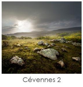 Photo de paysage des Cévennes