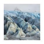 glacier bleu en Islande par thierry vezon