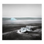 Iceberg en Islande,photo thierry Vezon
