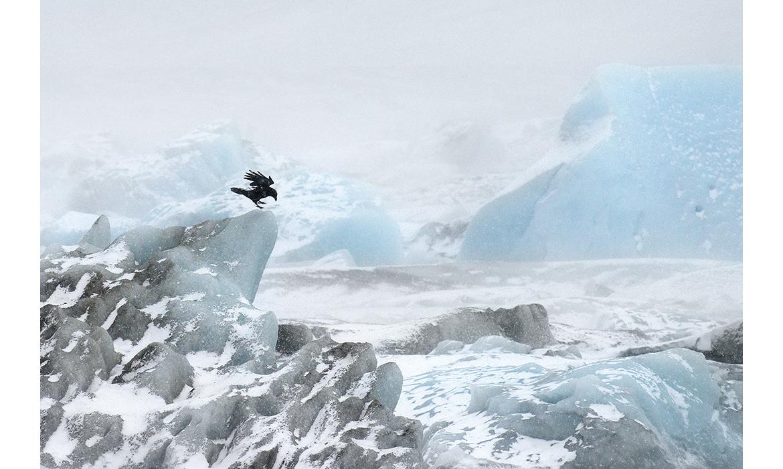 L'Islande en hiver,photographe Thierry Vezon.