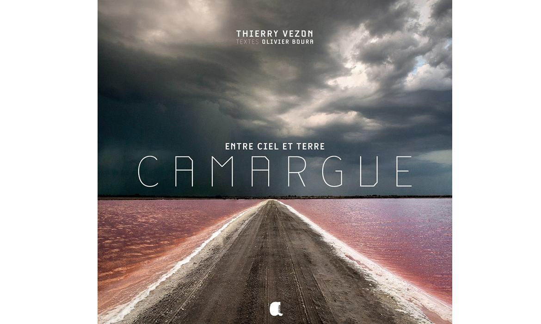 Couverture du livre Camargue entre ciel et terre